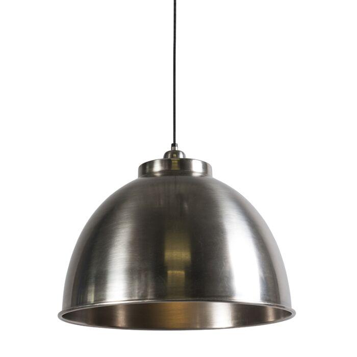 Pendant-Lamp-Hoodi-Silver