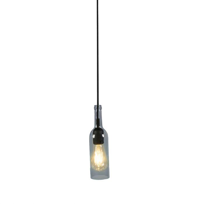 Pendant-Lamp-Bottle-Grey