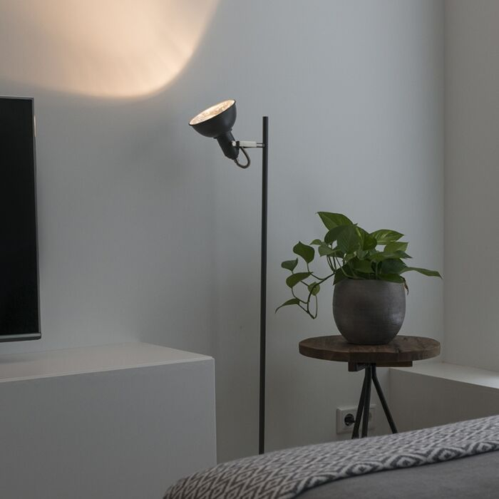 Modern-Floor-Lamp-Dark-Grey---Tommy-1
