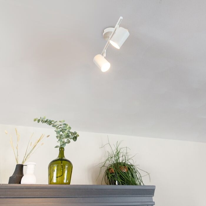 Modern-Adjustable-Spotlight-White---Jeana-2