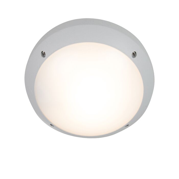 Modern-wall-and-ceiling-lamp-gray-IP65---Gelmi