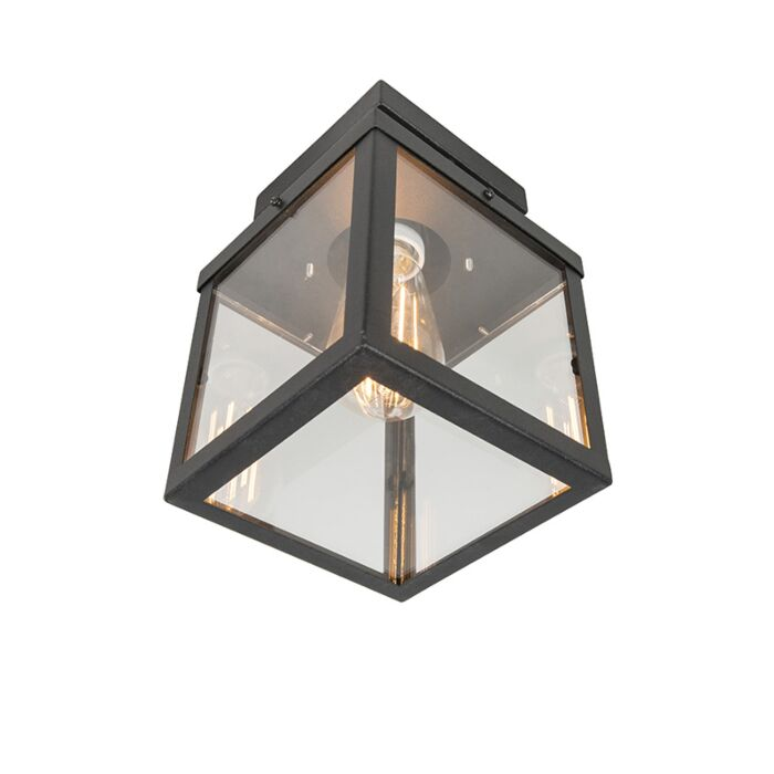 Industrial-Ceiling-Lamp-1-Black-IP23---Rotterdam-