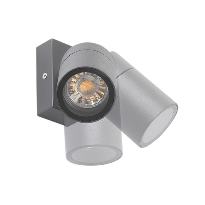 Outdoor-Adjustable-Wall-Lamp-Anthracite-IP44---Solo