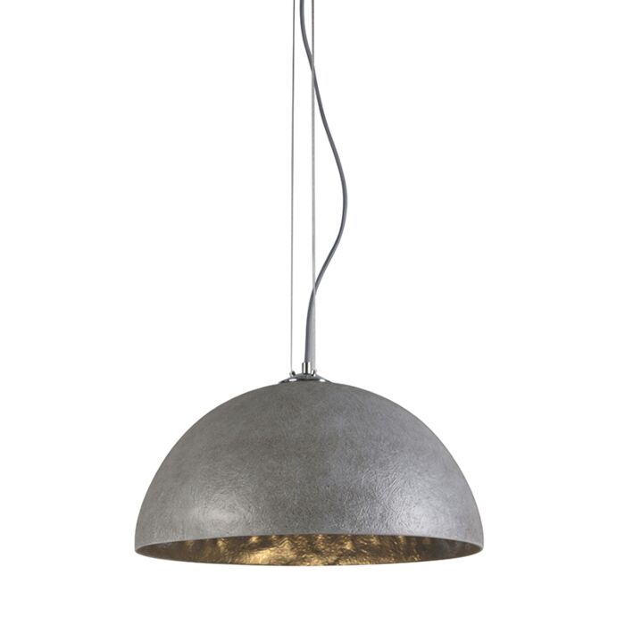 Pendant-Lamp-Magna-50-Grey-and-Silver