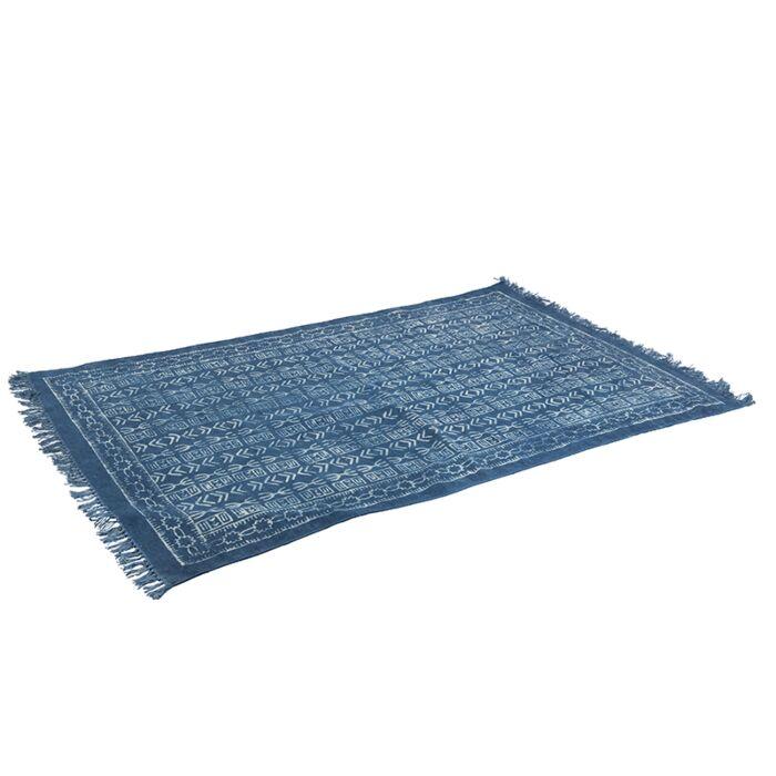 Rug-120x190cm-Blue---Varanasi