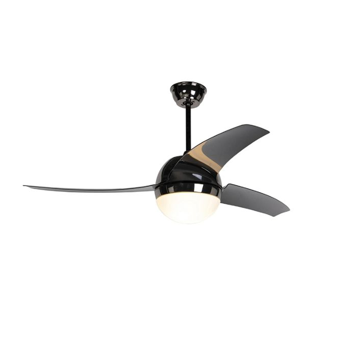 Ceiling-fan-black-with-remote-control---Bora-52