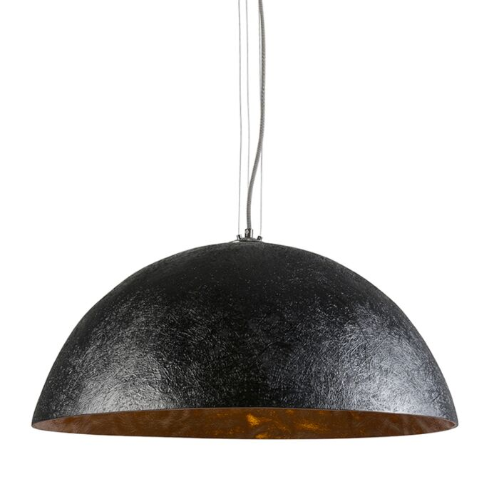 Pendant-Lamp-Magna-70-Black-and-Gold