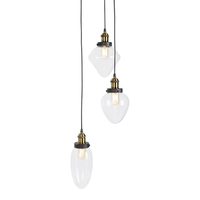 Pendant-Lamp-Mescolare-3-Black