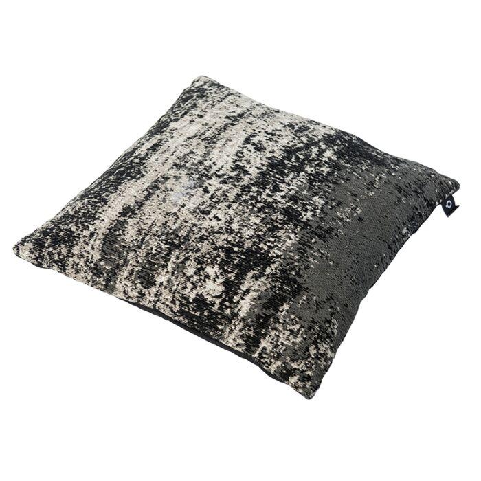 Vintage-Square-Pillow-Faded-Black-45x45cm---Kochi