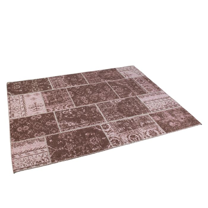 Vintage-Rug-Patch-Faded-Pink-160x230cm---Agra