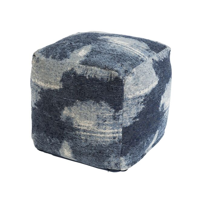 Vintage-Square-Ottoman-Pattern-Blue-45x45x45cm---Puri