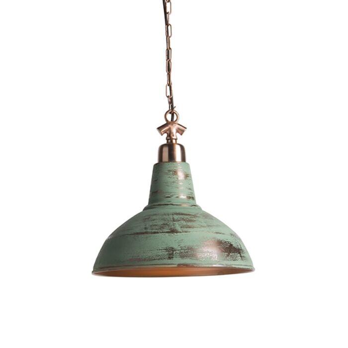 Industrial-hanging-lamp-antique-copper---Goliath