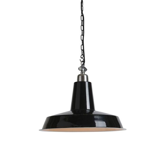 Industrial-hanging-lamp-black---Warrior