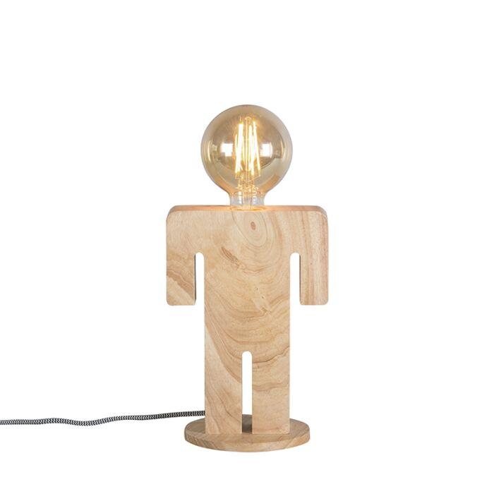 Rural-table-lamp-wood---Adam