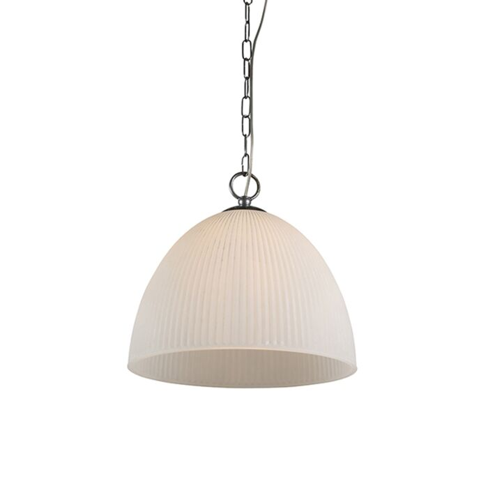 Pendant-Lamp-Siena-35-Ribbed-Scavo-Shade