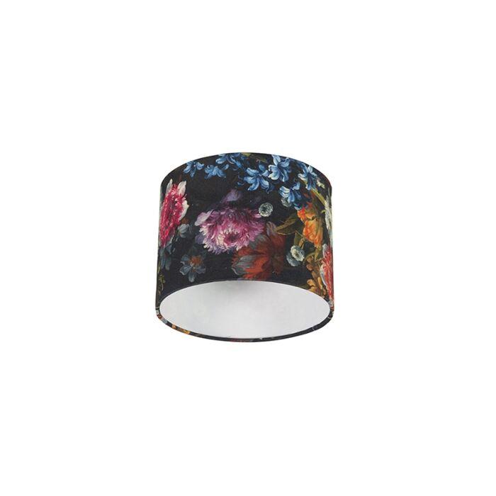 Cylinder-Shade-20/20/15-Flora
