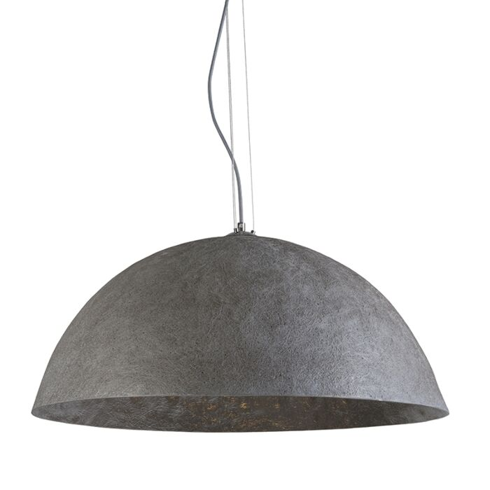 Pendant-Lamp-Magna-70-Grey-and-Silver