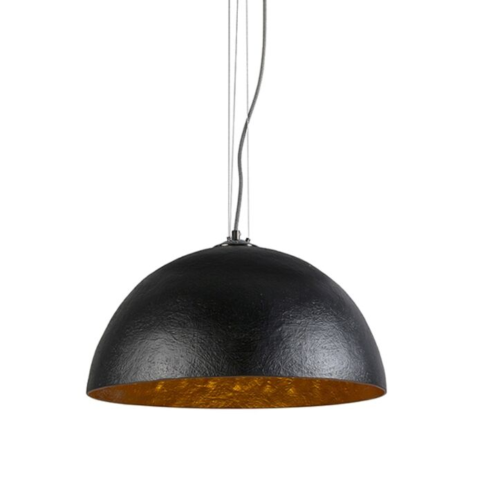 Pendant-Lamp-Magna-50-Black-with-Gold