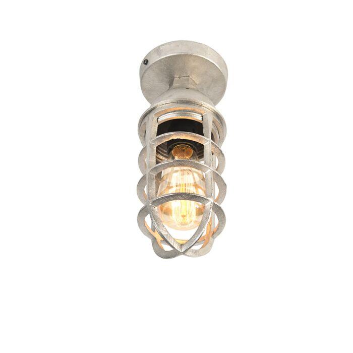 Industrial-Ceiling-Lamp-Nickel---Torra