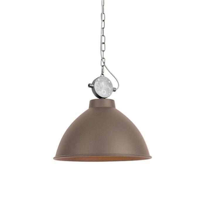 Industrial-hanging-lamp-brown---Anterio-38