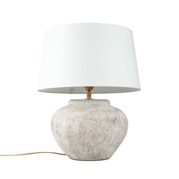 Table-Lamp-Palma-XS-Scotch-with-White-Shade