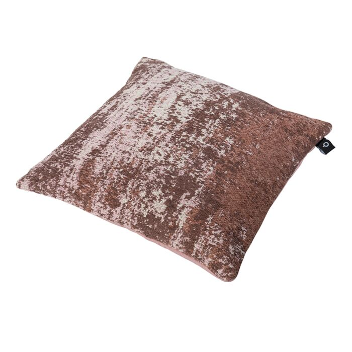 Vintage-Square-Pillow-Faded-Pink-45x45cm---Kochi