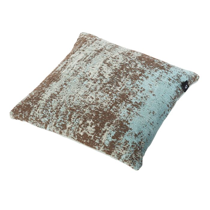 Vintage-Square-Pillow-Faded-Turquoise-45x45cm---Kochi