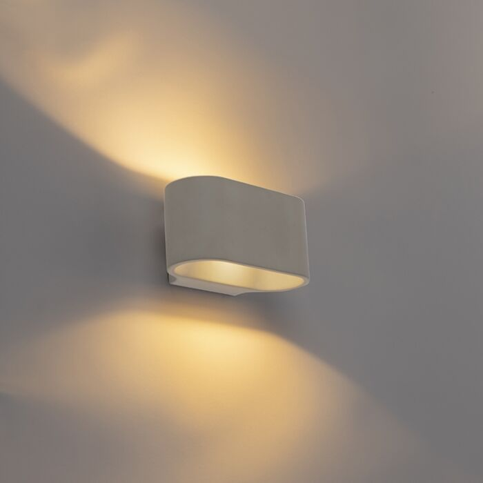 Country-Oval-Wall-Lamp-Concrete-Grey---Arles