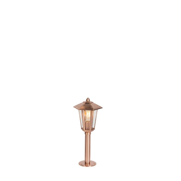 Outdoor-Pedestal-New-Port-45cm-Copper-IP44