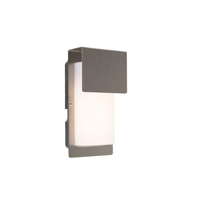 Design-outdoor-wall-lamp-steel-incl.-LED-IP44---Bink-1