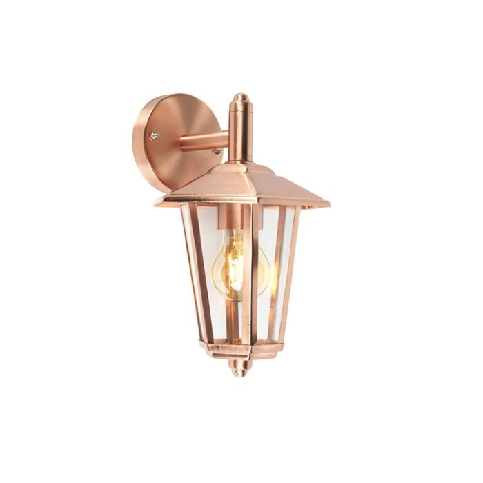 Outdoor-Wall-Lamp-New-Port-Down-Copper-IP44