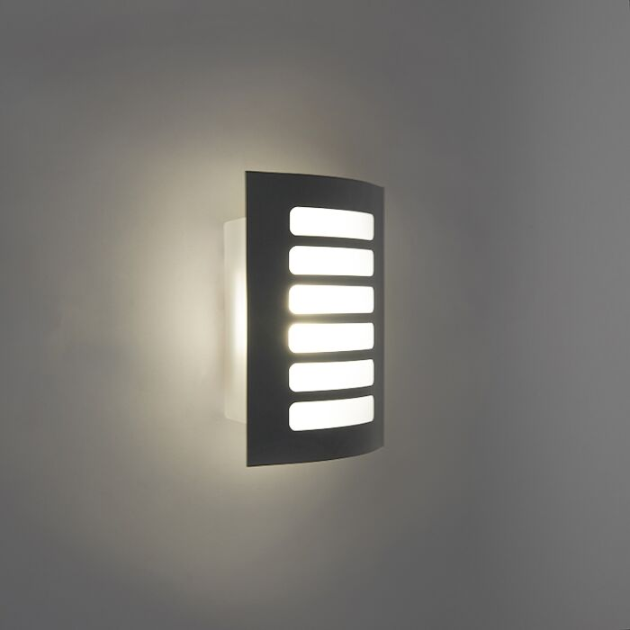 Wall-Lamp-Grid-LED-Dark-Grey