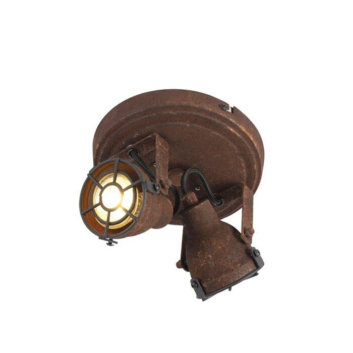 Sturdy-Ceiling-Spotlight-2-Rust---Sorra