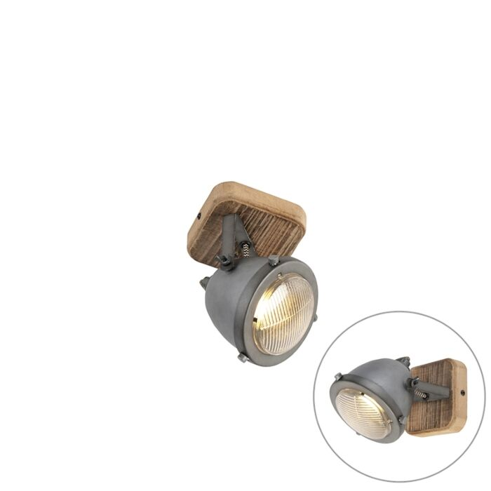Industrial-spot-steel-with-wood-tiltable---Emado