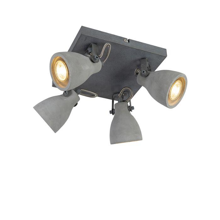 Industrial-Ceiling-Spotlight-4-Concrete---Creto