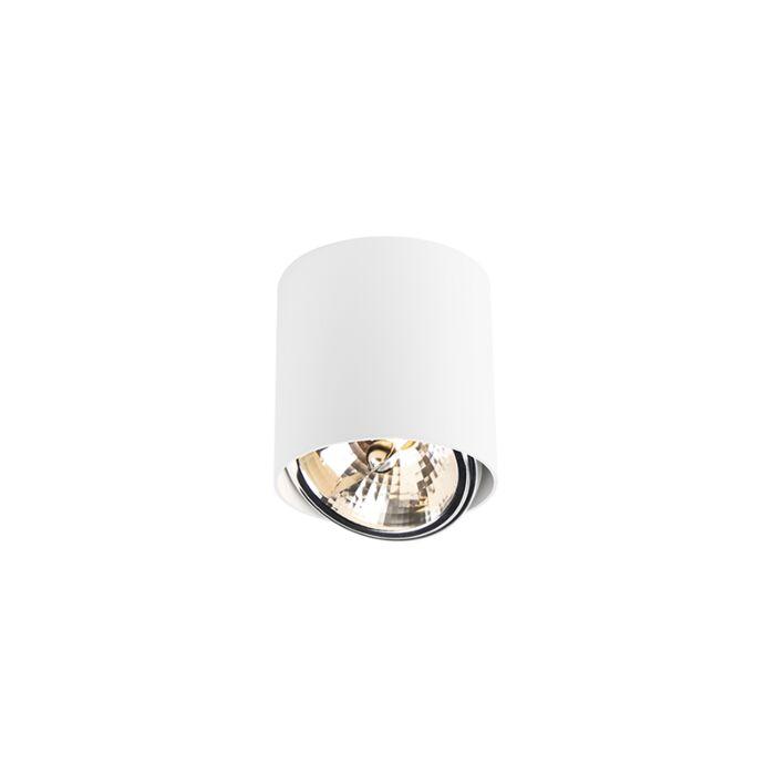 Design-spot-cylinder-white-incl.-LED---Impact-Up-G9