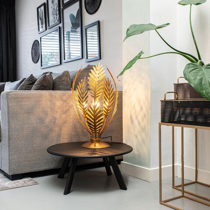 Vintage-Table-Lamp-Large-Gold---Botanica