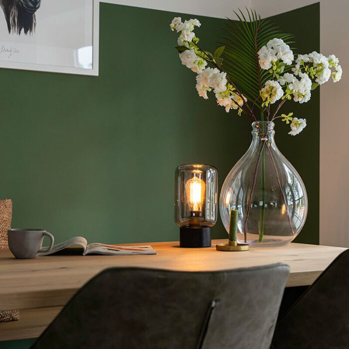 Design-black-with-smoke-glass-table-lamp---Bliss-Cute