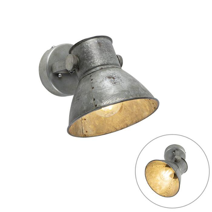 Industrial-Wall-Lamp-Grey---Samia