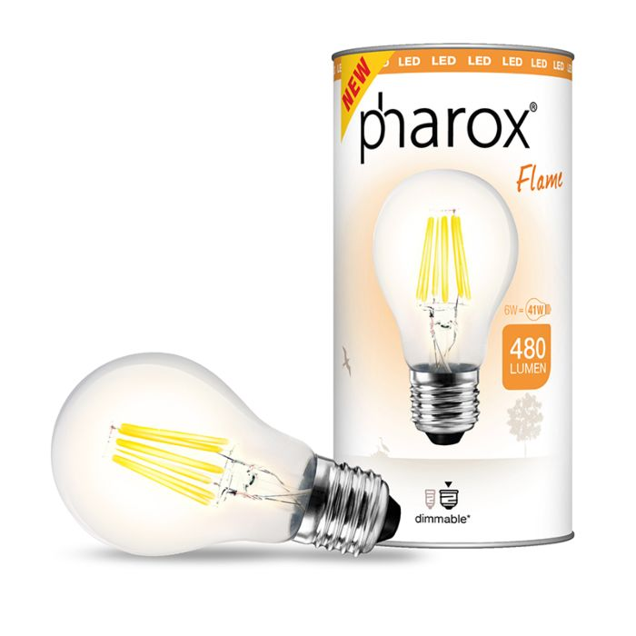 E27-LED-Pharox-Flame-6W-480LM