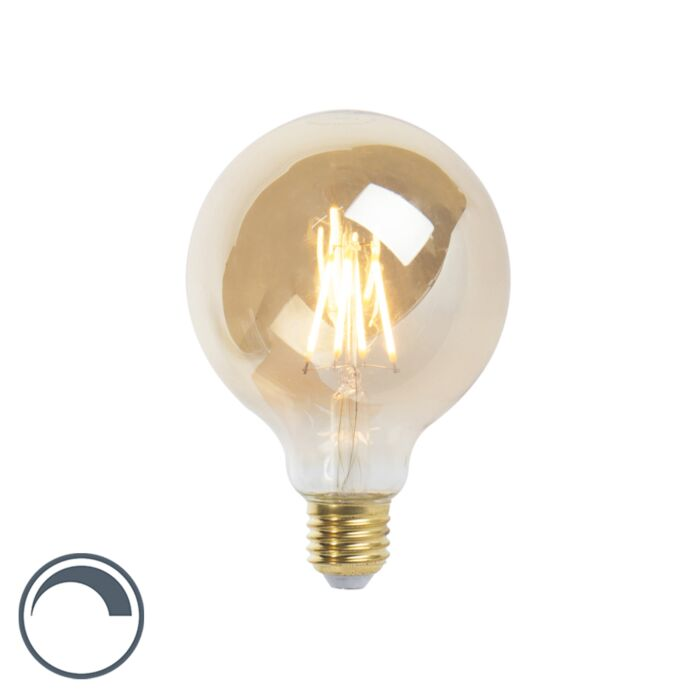 LED-E27-dimmable-filament-lamp-G95-goldline-360lm-2200K