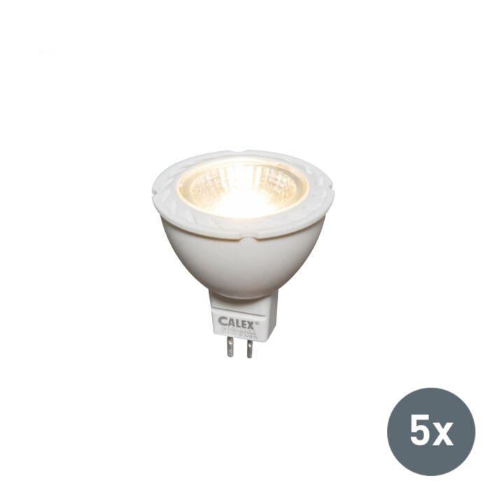 Set-of-5-MR16-LED-7W-550LM