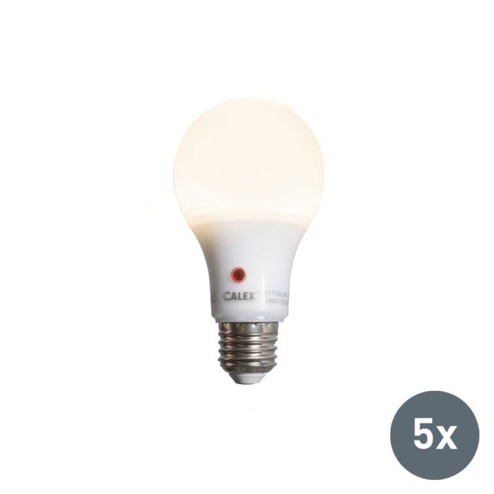Set-of-5-E27-LED-A65-8W-710LM-with-Twilight-Switch-Sensor
