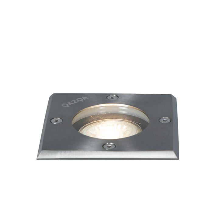 Ground-spot-steel-IP65---Basic-Square