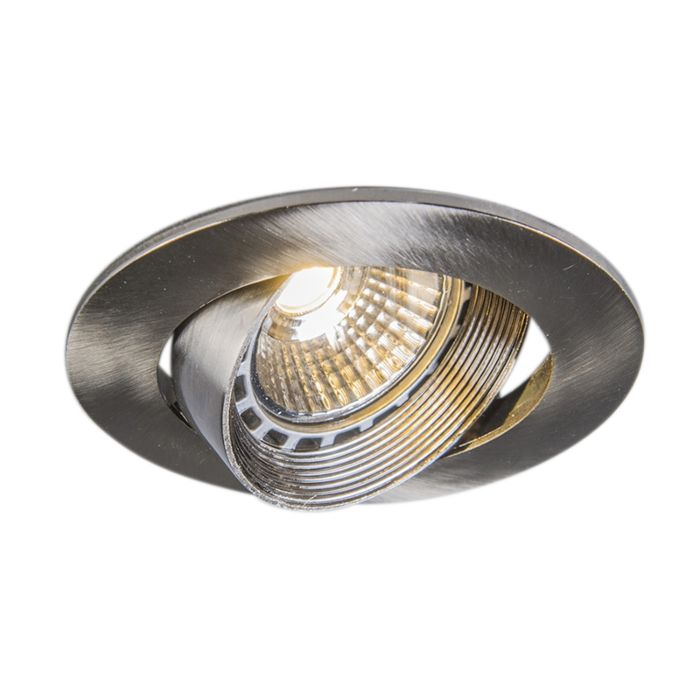 Recessed-Spotlight-Easy-Steel