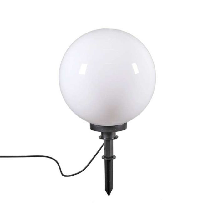 Modern-outdoor-lamp-with-ground-pin-40-cm-IP44---Bulb