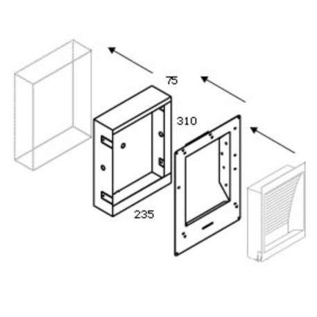 Delta-Light-Concrete-Box-139-including-plasterkit