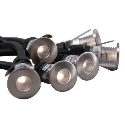 Luton-LED-built-in-set-of-6
