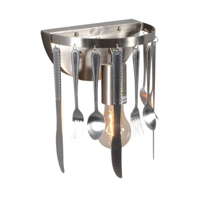 Wall-Lamp-Kitchen-Steel