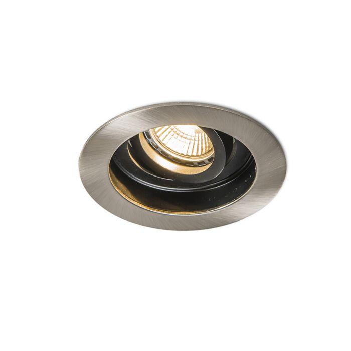 Modern-Recessed-Spotlight-Steel---Rondoo